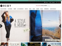 Roxy: Surf, Snowboard, clothing and accessories - Online Shop