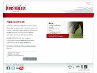 Redmills.com.tr - Get details of Connolly's RED MILLS horse feeds  for feeding horses