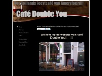 Cafedoubleyou.nl - Cafe double you - Home