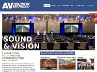 Home - AV Brothers | Specialist in Business Events