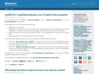 Blogisch! | Over Informatiemanagement en ICT Toepassingen.