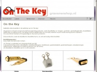 On the Key - GraverenShop.NL