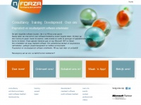Nforza.nl - Home | NForza - Simple Clear Software - Experts in software development