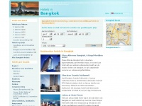 Bangkok hotels en appartementen, alle accommodaties in Bangkok