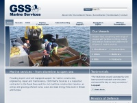 Gssplant.co.uk - Marine construction services and support - GSS Marine Services
