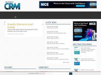 Destinationcrm.com - CRM Magazine - Customer Relationship Management, Social CRM, CEM - Destination CRM