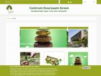 Centrumduurzaamgroen.be - Home | Centrum Duurzaam Groen