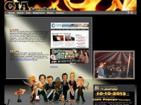 Ciacoverband.nl - CIA - (Under)Coverband - Official website