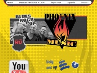 Phoenixmusic.eu - Suspended Domain