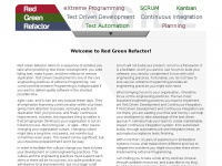 Redgreenrefactor.eu - Red Green Refactor - Agile Training and Coaching