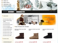 Uggseriesonline.co.uk - Discount UGG Boots outlet, Save up to 70% Off, Free shipping!