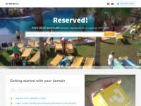 Blue Hazard Tractorpullingteam – En nog een WordPress site