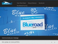 Blueroad.nl - Blue Road | Reclame | DTP | Drukwerk | Websites | Drachten | Friesland