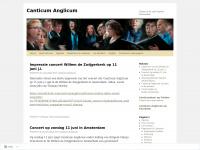 canticumanglicum.nl