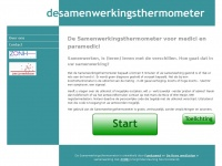 samenwerkingsthermometer.nl