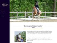 Dressuurstaldianavanderwal.nl - Home ⋆ Dressuurstal Diana van der Wal