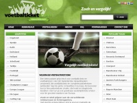 Voetbaltickets / Voetbalreizen - tickets voor voetbal