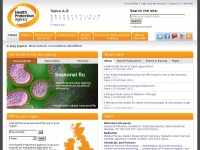 Hpa.org.uk - HPA - Public Health England's national health protection service