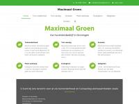 maximaalgroen.nl