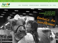 Vlaamse land- en tuinbouwbeurs | Agriflanders