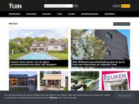 Startpagina voor tuin ideeën | UW-tuin.nl