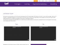 Lof Academy - Jolanda Holwerda - Training & Coaching