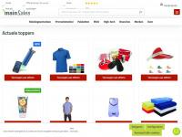 Mainsales.eu - Main Sales Europe | Relatiegeschenken en promotie textiel