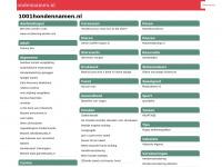 1001hondennamen.nl