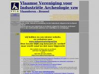 Vlaamse Vereniging voor Industriële Archeologie - kenniscentrum industrieel en technisch erfgoed Vlaanderen - erfgoed van industrie en techniek - HOMEPAGE