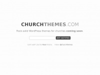 churchthemes.com