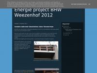 Energie project BHW Weezenhof 2012