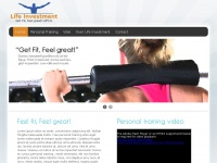 Li-personaltraining.nl - Life Investment Personal Training - Get Fit, Feel great!