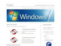 Pcwin.info - Web Page Under Construction
