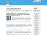Joods Complet géén mythe - hét Goede NieuwsTM