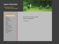 openklooster.nl