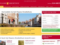 vlaamskrediethuis.be