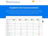 Vergelijk facturatie-  en boekhoudoplossingen alternatieven - OnlineFactureren.net (nl)