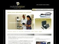 Motion-tabletpc.be - Motion Computing - Home
