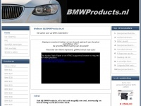 bmwproducts.nl