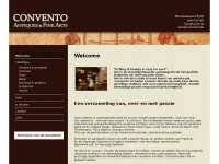 Conventoantiques.be - Convento Antiques & Fine Arts » Welcome  »