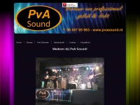 pvasound.nl