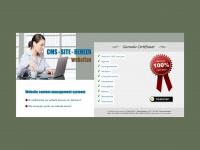 Cmssitebeheer.nl - CMS website bouwen