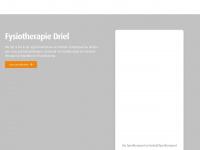 Fysiotherapiedriel.nl - Fysiotherapie - Driel Overbetuwe