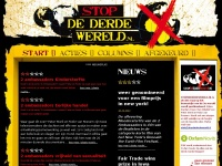 stop de derde wereld.nl
