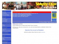 Shanty-chor-cuxhaven.de - Shanty-Chor Cuxhaven e.V