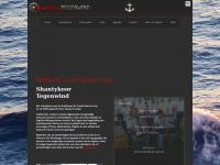 Shantykoortegenwind.nl - Een gezellig, enthousiasmerend gezelschap dat binnen de kortste keren de stemming er goed in brengt.