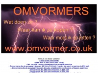 Omvormer.co.uk - STRATO - Domain not available