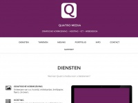 Home - Quatro media Ede | computerhulp, computeronderhoud, webdesign, grafische vormgeving en hosting