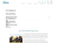 Starkeyhearingfoundation.org - Starkey Hearing Foundation