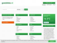 Goeielinks.nl - Eenvoudig je eigen startpagina maken
